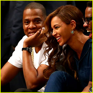 Beyonce & Jay Z Attend Nets Game After Solange Fight Leaks