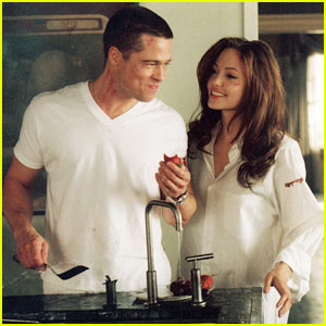 Brad Pitt & Angelina Jolie Starring in New Film Together - She Wrote It!