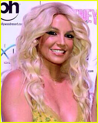 Britney Spears Goes Back to Blonde - See the New Photo!
