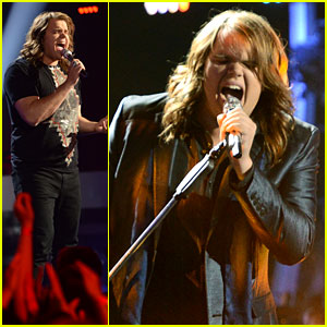 Watch Caleb Johnson's 'American Idol' Top 3 Performances!