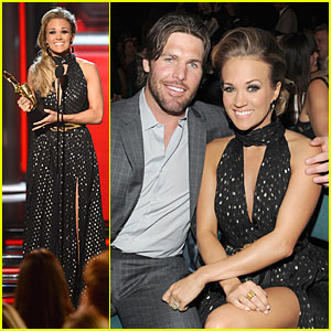Carrie Underwood Thanks Fans After Winning Billboard Milestone Award - Watch Now!