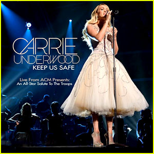 Carrie Underwood: 'Keep Us Safe' Full Song - Listen Now!