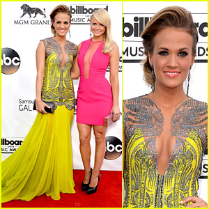 Carrie Underwood & Miranda Lambert Will Debut a Duet at Billboard Music Awards 2014