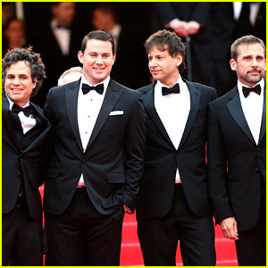 Channing Tatum Takes His Tux to Cannes for 'Foxcatcher' Premiere!