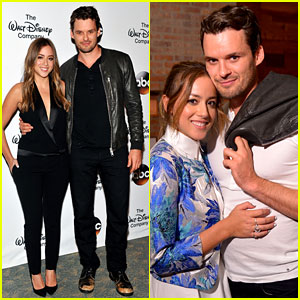 Chloe Bennet & Austin Nichols Make First Red Carpet Appearance Together!