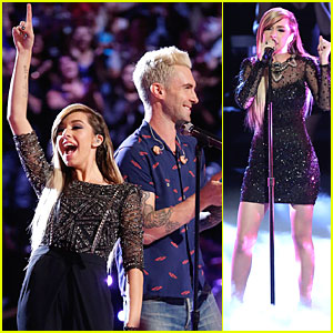 Christina Grimmie: 'The Voice' Finale Performances - Watch Now!