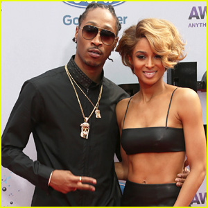 Ciara Welcomes Baby Boy with Fiance Future!