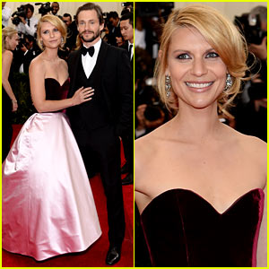 Claire Danes & Hugh Dancy Are Perfectly Picturesque at Met Ball 2014