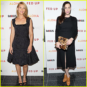 Claire Danes & Liv Tyler Are 'Fed Up' About the Food Industry!