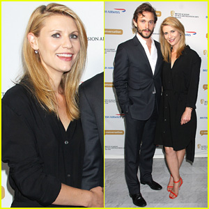 Claire Danes Supports Hubby Hugh Dancy at his BAFTA Conversation!