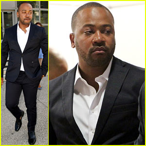 Ex 'Scandal' Star Columbus Short Pleads Not Guilty in Felony Battery Case
