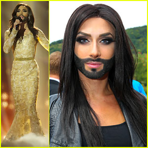 Who is Conchita Wurst? Bearded Drag Queen Wins Eurovision!