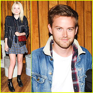 Dakota Fanning & Jamie Strachan Have an Eye For Furniture Design!