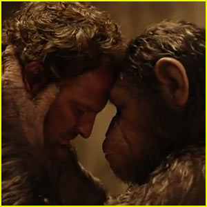 'Dawn of the Planet of the Apes' New Trailer Features Never Before Seen Footage - Watch Now!