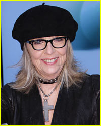 Diane Keaton Wants to Kiss Lots of Hollywood Hotties