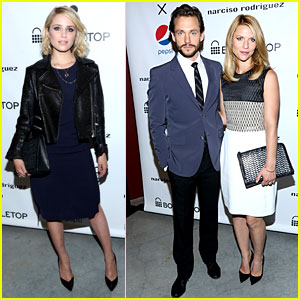 Dianna Agron & Claire Danes Continue Being Chic Post-Met Ball
