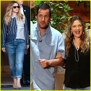 Drew Barrymore Reveals Why She Named Her Daughter Frankie