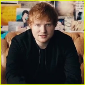 Ed Sheeran's 'Fault in Our Stars' Song 'All Of the Stars' Gets Touching Music Video - Watch Now!