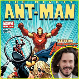 Director Edgar Wright Exits Marvel's 'Ant-Man' Over Creative Differences