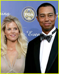 Elin Nordegren Dings Tiger Woods in Graduation Speech