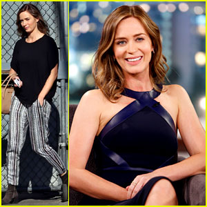 Emily Blunt Reveals She Took Tom Cruise to a Sex Club!