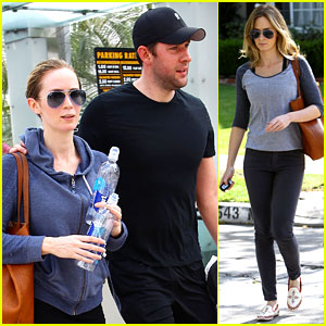 Emily Blunt & Tom Cruise Will Visit Three Countries in One Day for 'Edge of Tomorrow' Promo Tour!