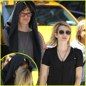 Emma Roberts Saw 'Palo Alto' Co-Star James Franco on Broadway & Loved It!