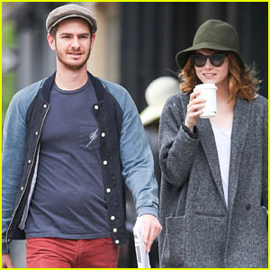 Emma Stone Strolls with Andrew Garfield As 'Magic in the Moonlight' Trailer Hits the Web!