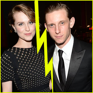 Evan Rachel Wood & Jamie Bell Split After Nearly 2 Years of Marriage