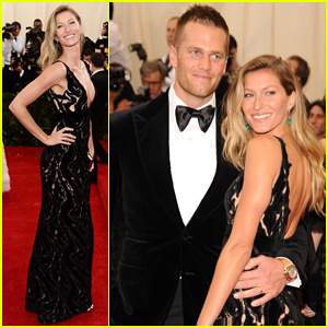 Gisele Bundchen couple
