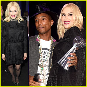 Gwen Stefani Rocks Her LBD at iHeartRadio Music Awards 2014