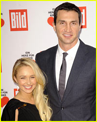 Hayden Panettiere Puts Wedding on Hold After Crisis in Ukraine