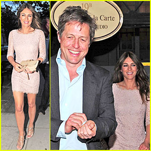 Image Gallery hugh grant wife