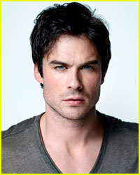 'Vampire Diaries' EP: Ian Somehalder Will Be Back for Season 6!