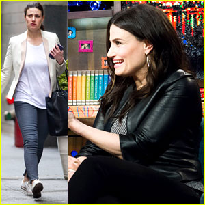 Idina Menzel: I Would Die to Be in the 'Wicked' Movie!