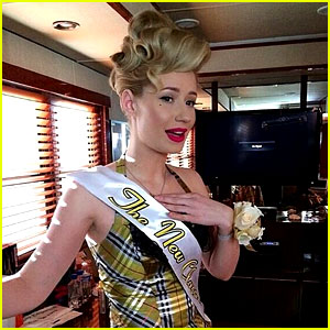 Iggy Azalea Messes Up 'Dancing With the Stars' Performance of 'Fancy' (Video)
