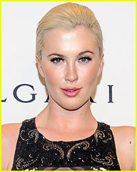 Ireland Baldwin Kisses Rapper Angel Haze - See the Pic!