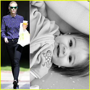 Jaime King's Son James Knight is Such a Cute Baby!