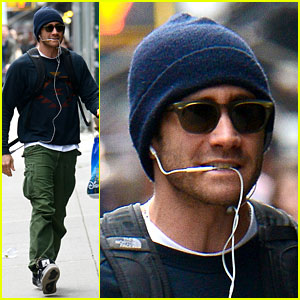 Jake Gyllenhaal Finally Shaves His Beard Off - See the Photos!