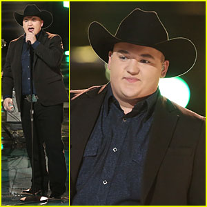 Jake Worthington & Alabama Perform 'Mountain Music' on 'The Voice' Finale - Watch Now!