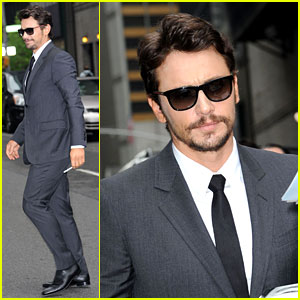 James Franco on His Instagrams: 'It's What the People Want!'