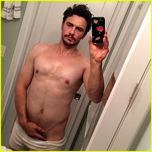 James Franco Shows More Skin Than Ever on Instagram