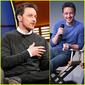 James McAvoy Was an Alcoholic Mess During 'Filth' Shooting!