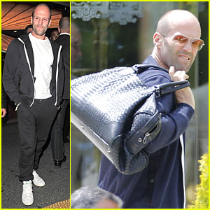 Jason Statham Gets Some 'Spy' Help From Morena Baccarin!
