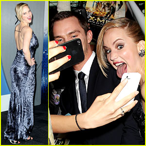 Jennifer Lawrence's Crazy Faces at the 'X-Men' Premiere Were Amazing!