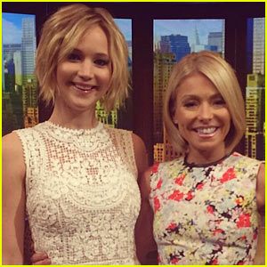 Jennifer Lawrence Plays 'Name That Jen' on 'Live!', Gets Every Answer Right - Watch Now!