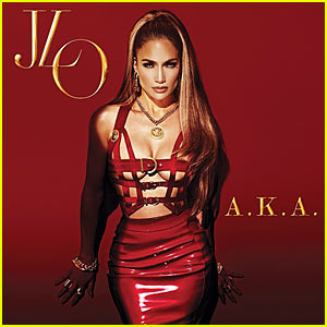 Jennifer Lopez: 'AKA' Album Artwork Revealed!
