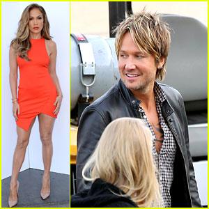 Jennifer Lopez Was Blown Away by Jena Irene on 'American Idol' This Week!
