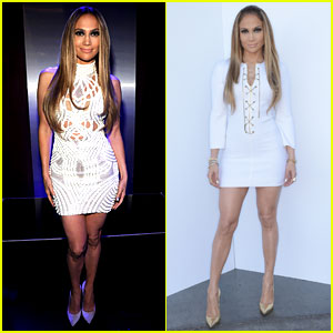 Jennifer Lopez Goes from 'Idol' to the iHeartRadio Music Awards!