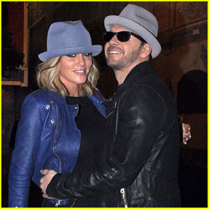 Jenny McCarthy Dishes on Donnie Wahlberg's Sweet Proposal!